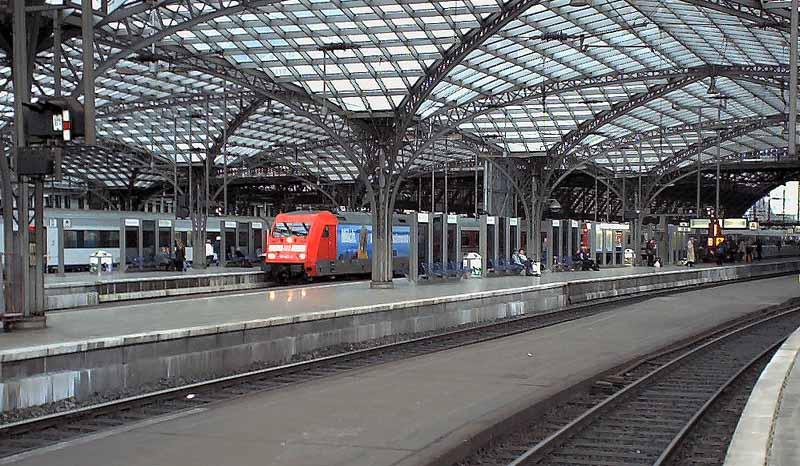 Koln Hotel Hauptbahnhof